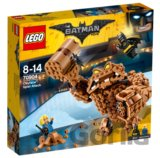 LEGO Batman Movie 70904 Clayfaceov bahnitý útok