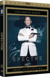 James Bond 007: Spectre (2 DVD - Oscar edice)