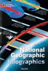 National Geographic Infographics (Julius Wiedemann) (Hardcover)