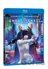 Ghost in the Shell (2017 - Blu-ray)