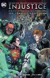 Injustice Year Two The Complete Collection TP... (Tom Taylor)