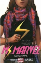 Ms. Marvel Volume 1: No Normal (G. Willow Wilson, Jacob Wyatt) (Paperback)