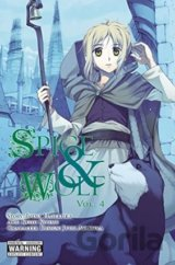 Spice and Wolf (Volume 4)