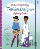 Sticker Dolly Dressing Fashion Designer Activ... (Fiona Watt, Stella Baggott)
