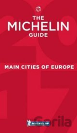 Main cities of Europe 2017 (Michelin Red Guid... (Michelin)