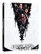 Rogue One: Star Wars Story (3D+2D+bonusový disk - 3 x Blu-ray)