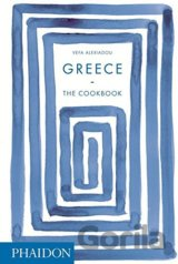Greece: The Cookbook (Vefa Alexiadou) (Hardcover)