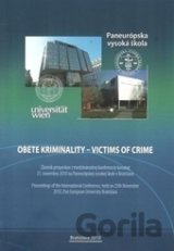 Obete kriminality / Victims of Crime