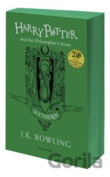 Harry Potter and the Philosophers Stone Slytherin Edition (J. K. Rowling)