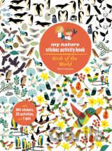 Birds of the World: My Nature Sticker Activit... (Olivia Cosneau)