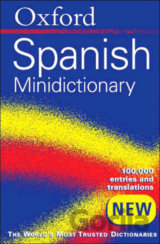 Oxford Spanish Minidictionary (Rollin, N. - Carvajal, C. S.) [paperback]