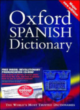 Oxford Spanish Dictionary + CD-ROM (Jarman, B. G. - Russell, R. - Carvajal, C. S