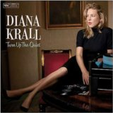 Diana Krall: Turn Up The Quiet LP (Diana Krall)
