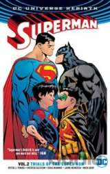 Superman TP Vol 2 Trial Of The Super Sons (Re... (Peter J. Tomasi)