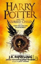 Harry Potter and the Cursed Child (J.K. Rowling) (paperback)