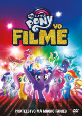 My Little Pony vo filme (DVD)