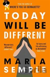 Today Will Be Different (Maria Semple) (Paperback)