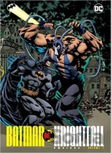 Batman Knightfall Omnibus HC Vol 1 (Hardcover... (Chuck Dixon, Kelley Jones)