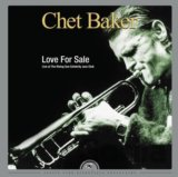 Chet Baker: Love For Sale LP