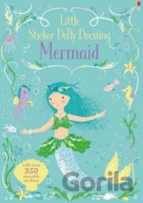Little Sticker Dolly Dressing Mermaid (Paperb... (Fiona Watt, Lizzie Mackay)