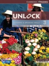 Unlock 3: Listening and Speaking Skills - Student's Book and Online Workbook