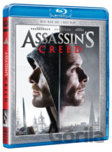 Assassin's Creed (2016 - 3D + 2D - Blu-ray)