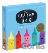 The Crayon Box (Drew Daywalt, Oliver Jeffers) (Hardcover)