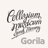 COLLEGIUM MUSICUM: Speak, Memory (2LP)