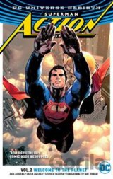 Action Comics TP Vol 2 (Rebirth) (Superman-Ac... (Dan Jurgens, Tyler Kirkham, Pa