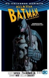 All Star Batman HC Vol 1 My Own Worst Enemy (Scott Snyder, John Romita Jr.)