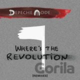 DEPECHE MODE - WHERE'S THE REVOLUTION (MAXI SINGLE)