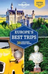 Lonely Planet Europe's Best Trips (Travel Gui... (Lonely Planet)