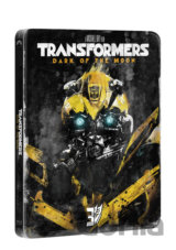 Transformers 3 (Blu-ray - Edice 10 let) - Steelbook
