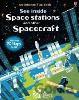 See Inside Space Stations and Other Spacecraf... (Rosie Dickins, Kellan Stover)
