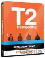 T2 Trainspotting (2017 - Blu-ray) - Steelbook + CD soundtrack