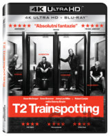 T2 Trainspotting (2017 - UHD + BD - 2 x Blu-ray)