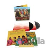 Beatles: The Sgt.Pepper's Lonely Hearts Club Band LP