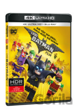 Lego Batman Film (UHD+BD - 2 x Blu-ray)