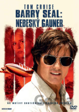 Barry Seal: Nebeský gauner (DVD)