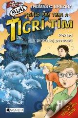 MINI Tigrí tím – Poklad v pirátskej pevnosti (Thomas Brezina) [SK]