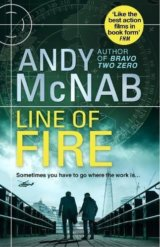 Line of Fire: (Nick Stone Thriller 19) (Paper... (Andy McNab)