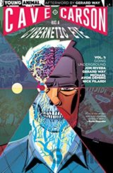 Cave Carson Has a Cybernetic Eye (Volume 1)