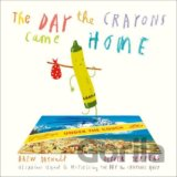 The Day The Crayons Came Home (Drew Daywalt, Oliver Jeffers) (Paperback)