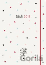 A Cup of Style: Diář 2018