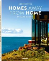 Modern Living - Homes Away from Home (Hardcov... (Claire Bingham)