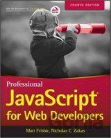 Professional JavaScript for Web Developers (Matt Frisbie)