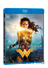 Wonder Woman (2017 - Blu-ray)