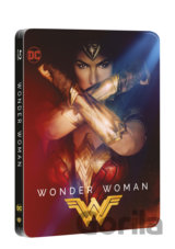 Wonder Woman (2017 - 3D + 2D - 2 x Blu-ray) - Steelbook
