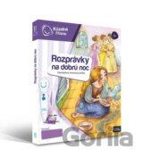 Kúzelné Čítanie - Interaktívna kniha / rozprávky na dobrú noc