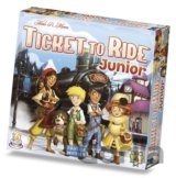 Ticket to Ride Junior - Rodinná hra